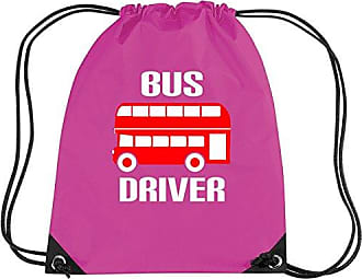 One S pe treiber Bus Fuchsia drawsting Gym Sinclair Bag Size Edward Kinder Größe waPq6c1