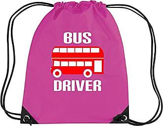 S Gym Bus Bag Size Edward treiber drawsting Kinder Sinclair Fuchsia Größe pe One wFfwqIRn