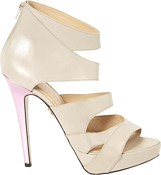 Olympia Occasion Cuir En Sandales Charlotte dq41d