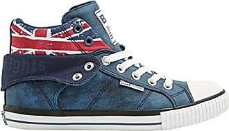 union British cut Sneaker Eu Blue 45 Hi Jack Knights Roco RvqR8