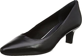 Escarpins Femme Eu Bout Fermé Noir Rockport Kirsie black 41 Pump Plain Leather x7AwqntYP