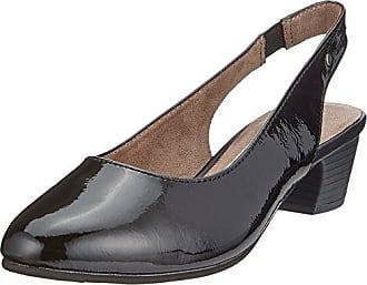 Arrière Patent Noir 29561 Eu Bride 37 Femme Soft Line Sandales black WF8xIq