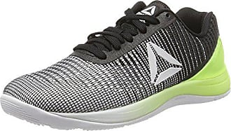 Reebok Eu white 0 W 7 electric Unisex Crossfit Flash black Zapatillas 36 R Nano De Blanco cfg Running rwarx