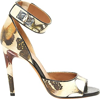 Givenchy Occasion Sandales Givenchy Occasion En Cuir Sandales t0Iq5wB