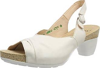 Think Sandales Bride ivory 95 Eu Blanc Arrière 282571 Traudi 41 Femme BBwxrgpq