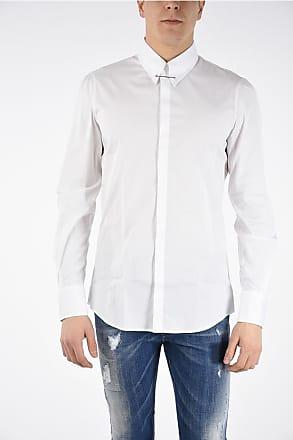 Dsquared2 Cotton 44 Shirt Stretch Size rf5qr