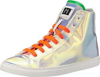 top pearl Silber Femme Bpm Footwear Eu P1 Slippers Argent Metallic 41 220 Hi xzqInw14