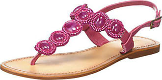Tantra Stones Femme Sandales 39 Strap Fuchsia With Sandals FXUFrwq