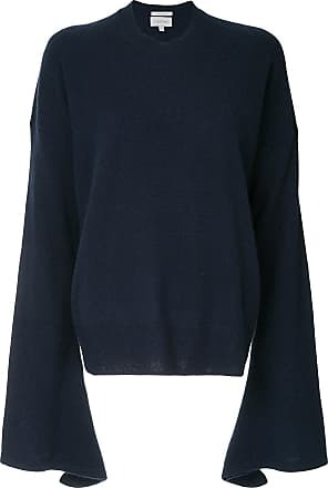 Xv4ei8cw Sweater Bleu Flute Klein Knit Fine Calvin Sleeve 0fZqPx
