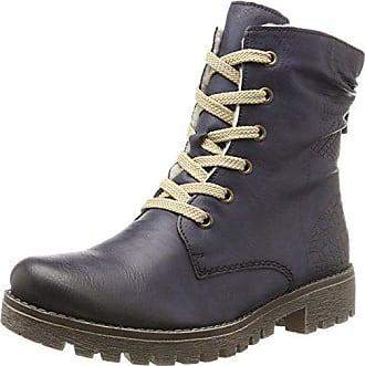 Stivali Perm Lorwen Hush Donna Puppies Desert Boots Blu 40 bleu marine dpg0pwq