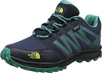 Randonnée Basses 4gq Chaussures De Navy Gtx Eu W Face The blazing North Femme Fp urban 37 Yellow Litewave Bleu awz0n8x