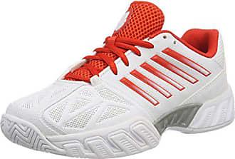 Blanc silver K white 183m fiesta Chaussures swiss Eu Tennis 3 De Light Femme 39 Bigshot w48rqwFxP