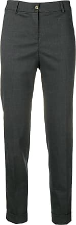 Tailored Fabiana Trousers Filippi Gris Cropped nX6Eq8rX