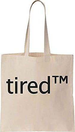 Tote Bag Symbol Trademark Prints Cotton Tm Canvas Finest Tired PUf8f0