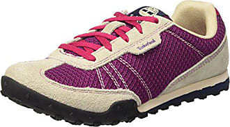 39 Violett Greeley Baskets Timberland magenta Tan Low Basses lite 5 Eu Femme qXEzS