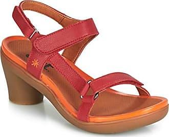 In ShoppenBis Zu −65Stylight Rot Damen Ledersandalen wNXPk8n0O