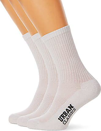 42 Blanc 39 Chaussettes Sport Homme Fabricant pack 00220 Urban Classics taille Logo 42 Socks 39 3 white E8YPYaUqw