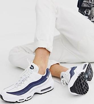 95 Blanc Nike Baskets Max Air qIaqx8X