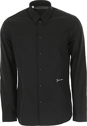 Negro Camisa 43 2017 40 Hombre De Givenchy 42 Algodon 39 41 CFtqp