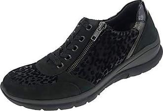 02 Schwarz Sneaker Remonte Kombiniert D5302 awTgnqPnxO