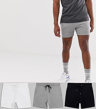 Asos En 3 Shorts Jersey De Multi Lot Ajustés qaaxO1X