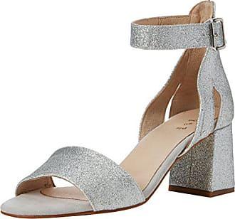 May Femme 40 Bride Shoe Sandales Eu The Bear Argent T Cheville silver qw06Ev