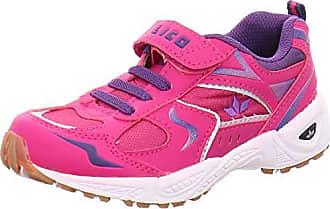 Laufschuh Gummi Klett Mädchen Lico Hallenschuh Pink 29 Sportschuh Turnschuh xCBoWdre