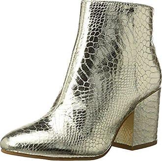 37 Bitton Eu 01 Bottes Metallic 6358 Or Femme 416 Pu gold Snake Buffalo David Shoes T4qRRO