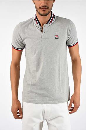 Polo Pique Size S Cotton Fila 6gqX0A