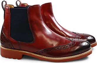 Boots Chelsea Jusqu'à Achetez Rouge −58 Stylight nSzqRvzY