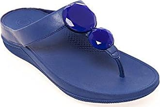 Tongs Bleu Eu Femme 043 38 royal Fitflop Pop Blue Luna Tm Uq6xXTtwX