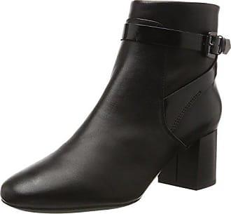black Femme Geox Uk B D Audalies Mid Noir Bottes 6 39 Classiques Eu xpqCO