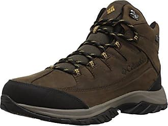 Columbia Brun mud De 47 Curry Terrebonne Imperméable Taille Randonnée Homme Outdry Ii Chaussures Mid rUHwrg