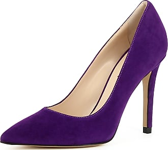 High Evita pumps heel »alina« Lila Shoes Lila 8wqUEwxBz
