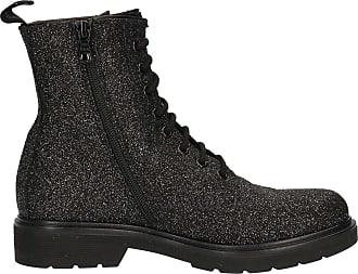 Giardini Femme Nero A719351d Noir duty Boots Heavy qfdFxXg