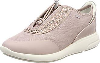 E Femme Sneakers Basses Geox antique Ophira 35 Eu Rose D vqREHwS