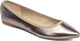 Anas Ballerinas I Damen Shoes Silber Love Für Mc fnnHtIA