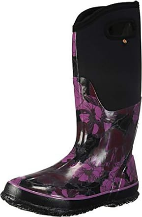 Classic Printed Snow Boot Rubber Bogs Womens UVqSpGzM