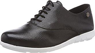 Derby Cordones De Mujer 41 Sporty negro Eu 001 Jonny's Para Zapatos xIPZ6nq