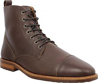 Cuir Marron 10 MarquesStylight De Chaussures Hommes En 354LRAj
