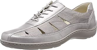 Waldläufer De Stein Zapatos Mujer Lines Henni 38 Para Eu Taupe Oxford memphis 781 Cordones ZErvZxwq