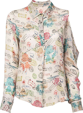 Nicole Blouse StampsTons Airmail Miller Neutres DIW9eH2YE