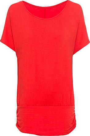Shirt Rood Bodyflirt In Dames Korte Mouw gAxcwWP5q7