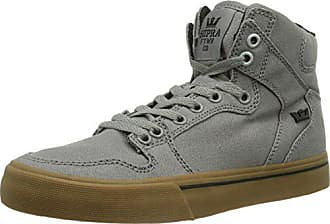 Adulte Gry Vaider Sneakers Grey Mixte Hautes storm Gum 43 Supra Gris zIAw7wq
