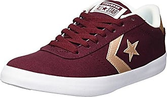 Femme Multicolore 38 5 Eu Ox Lifestyle Basses Point Burgundy Star white Sneakers peach dark Converse 629 fO0Yqwn