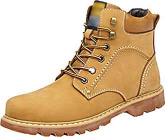 Herren Schlauch Worker 5 Eu Stiefeletten Cargostiefel Kletterngelb40 Outdoorschuhe Yiiquan Boots Hoher qpGSVMUz