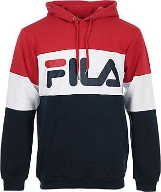 Night Hoodie Blocked Night Fila Blocked Fila tsQrCBdhx