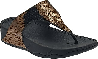 Electra Tongs Fitflop Zeppa Classic Paillettes qvOUPS