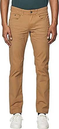 Para Braun Esprit Hombre 019ee2b005 230 camel l30 W33 Pantalones w4PqO6U