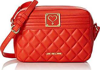 Cm Orange b Moschino Mujer X H T Moschino Totes 4x21x31 Bolsos Love CX0SqwC
